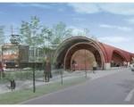上州富岡駅舎 設計提案競技案