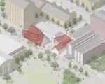 同志社大学京田辺キャンパス礼拝堂 設計競技案