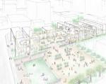 浮気保育園改築 設計競技案