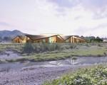 多賀町中央公民館 建築基本設計委託コンペ案